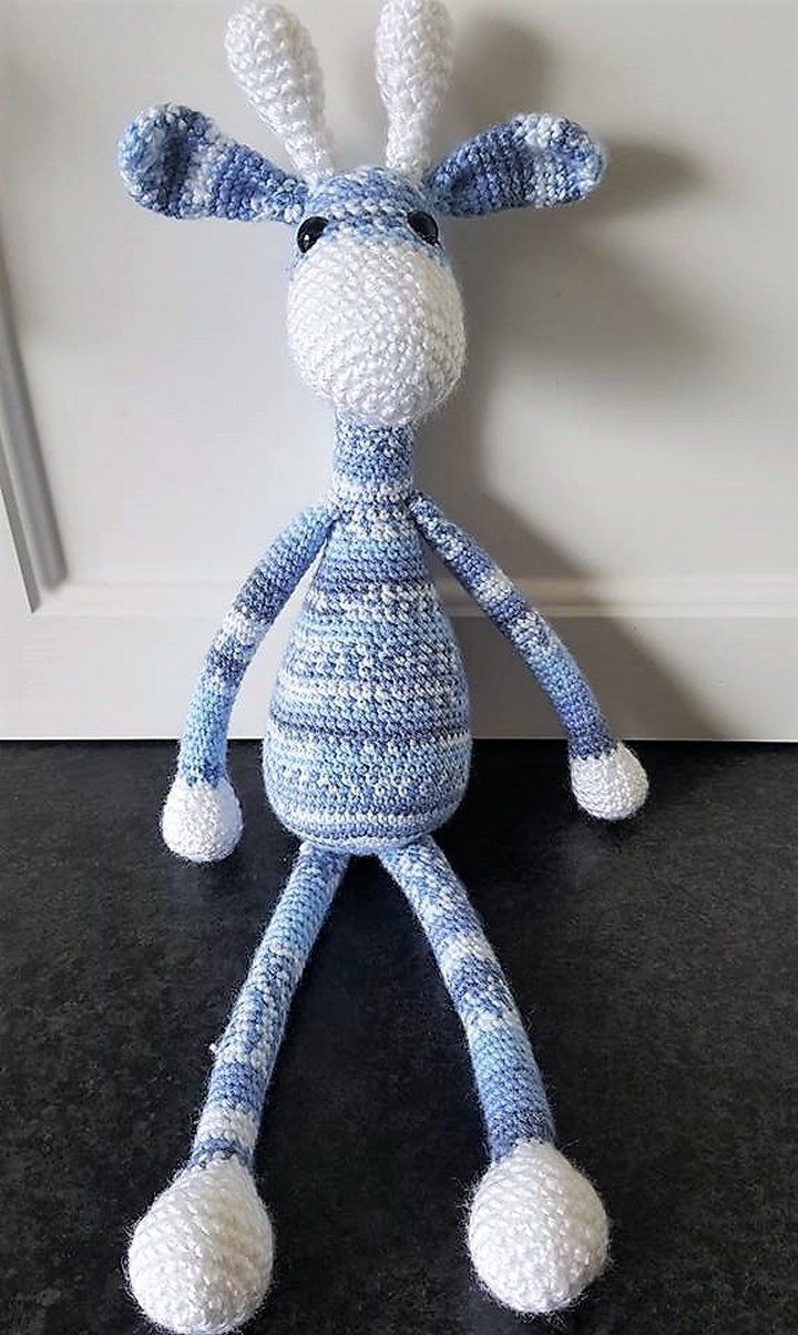 crocheted amigrumi 14