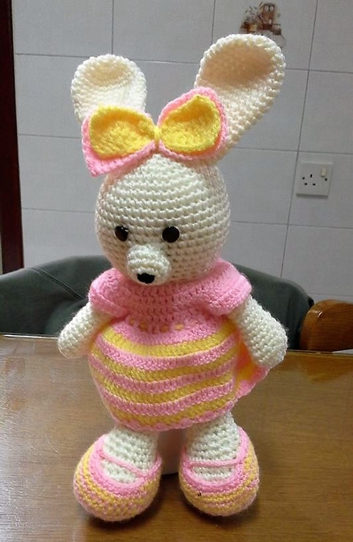 crocheted amigrumi 20