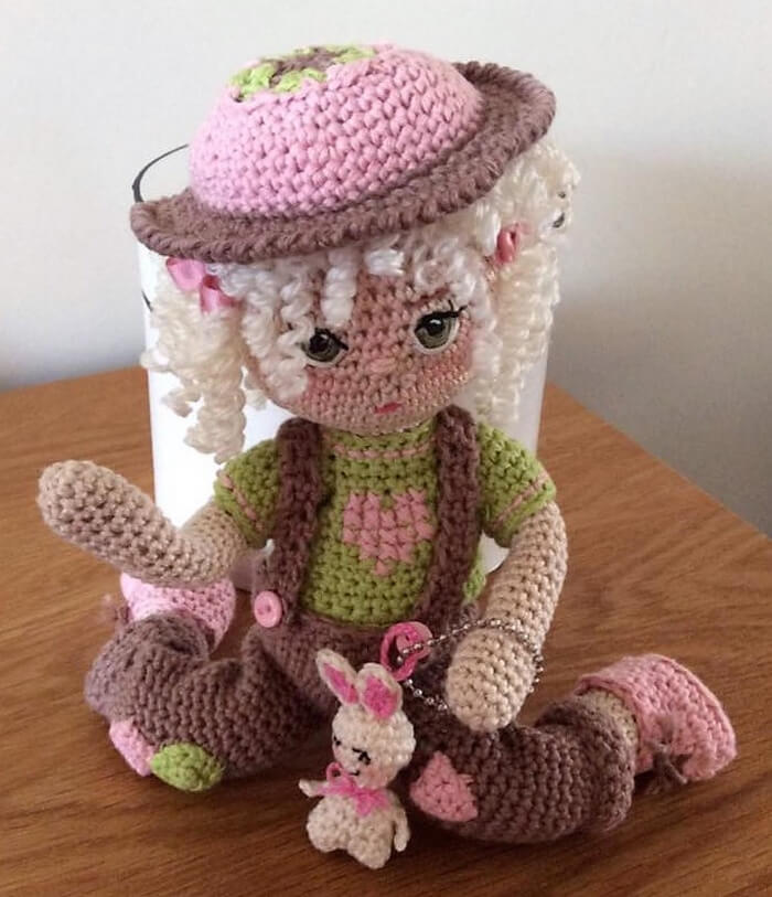 crocheted dolls 8