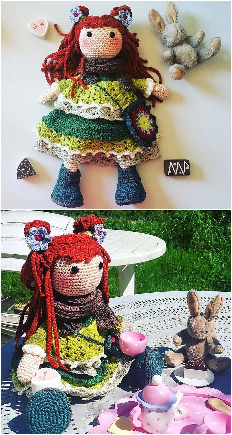 crochet amigurumi ideas 12