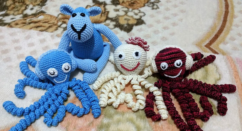 crochet amigurumi ideas 15