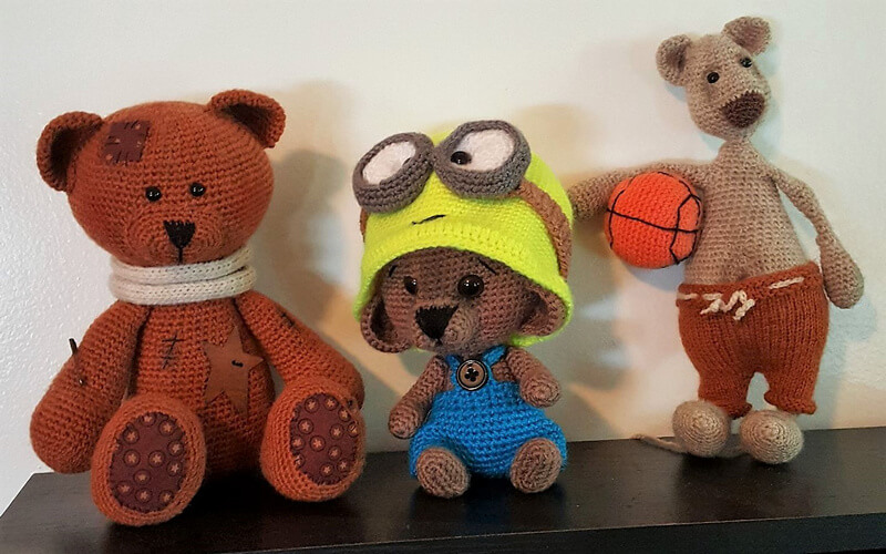 crochet amigurumi ideas 18
