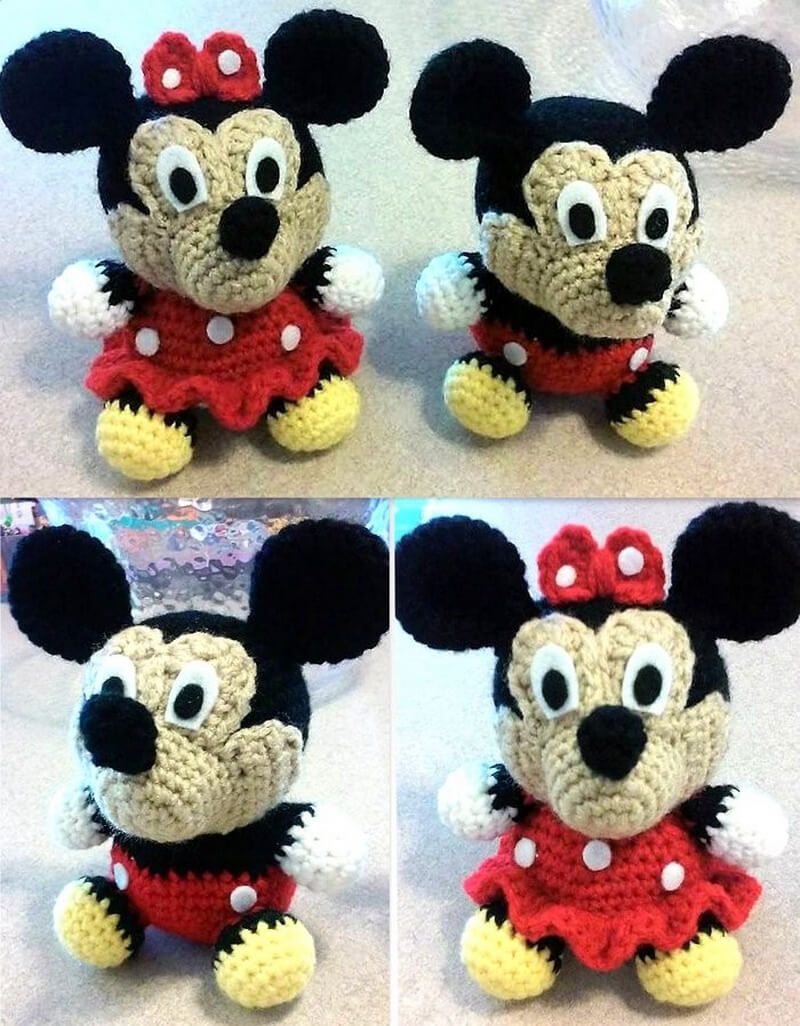 crochet amigurumi ideas 19