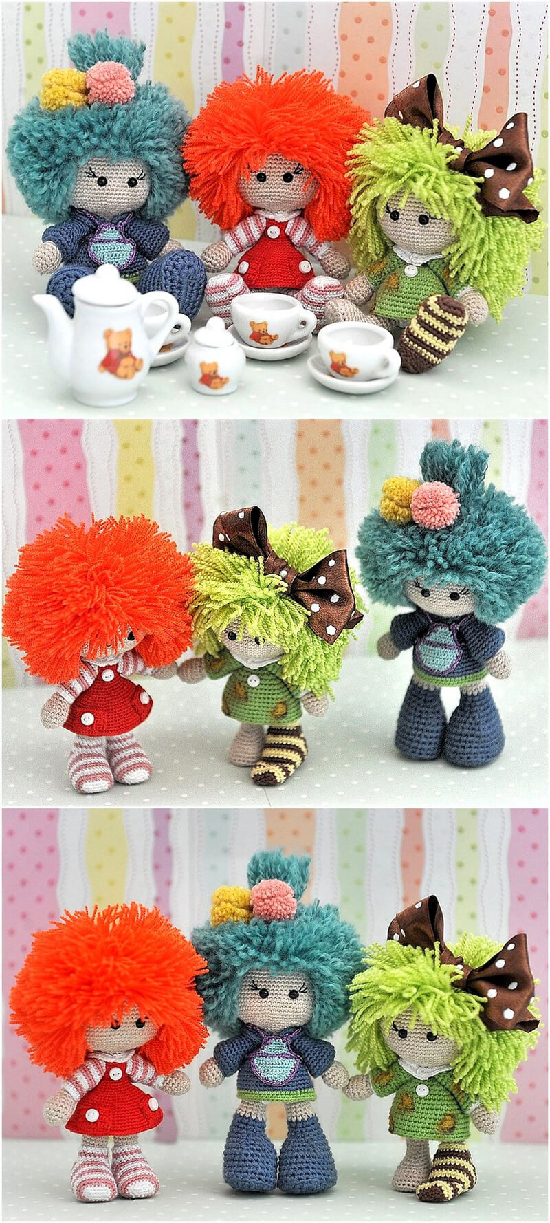 crochet amigurumi ideas 21