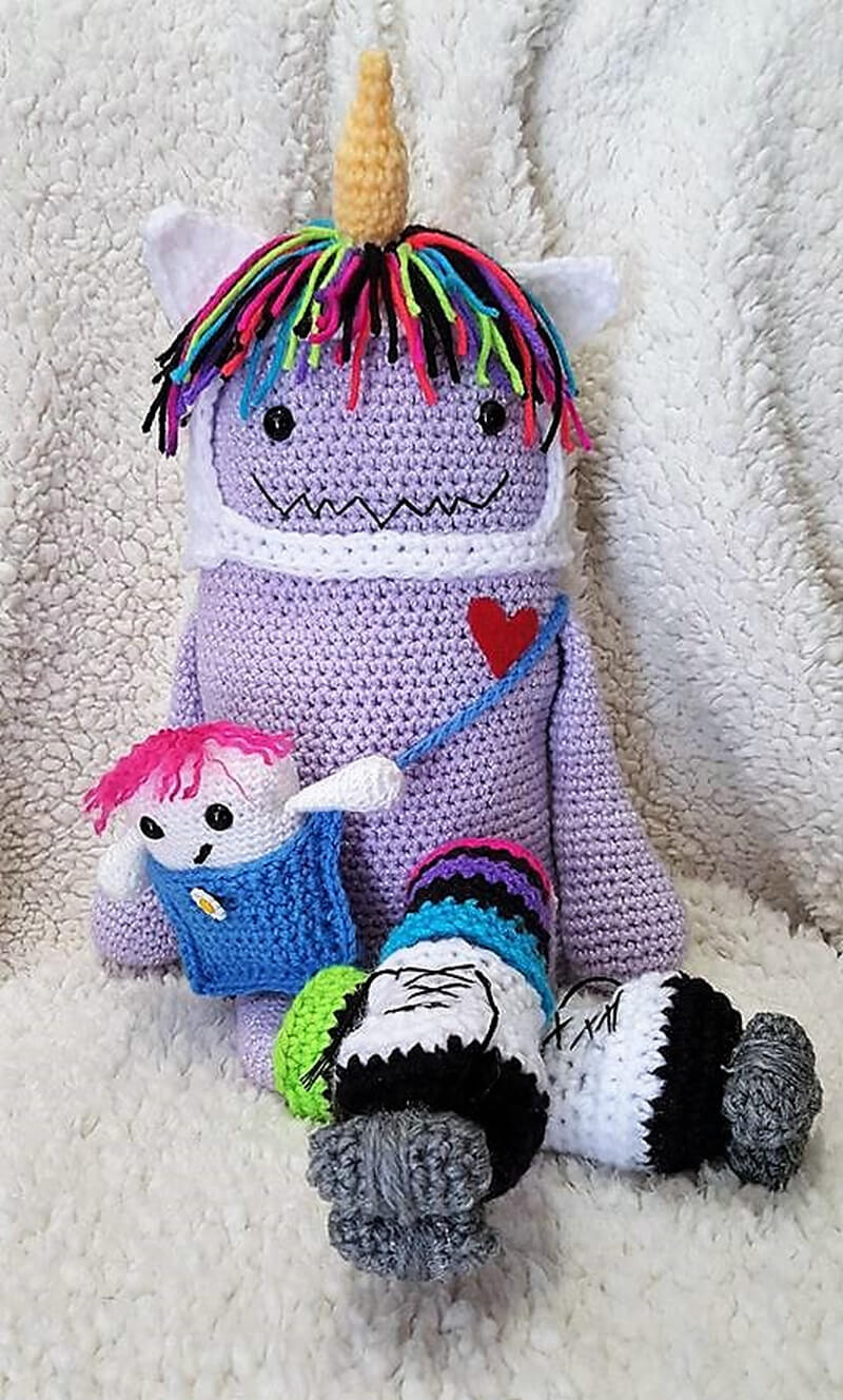 crochet amigurumi ideas 23
