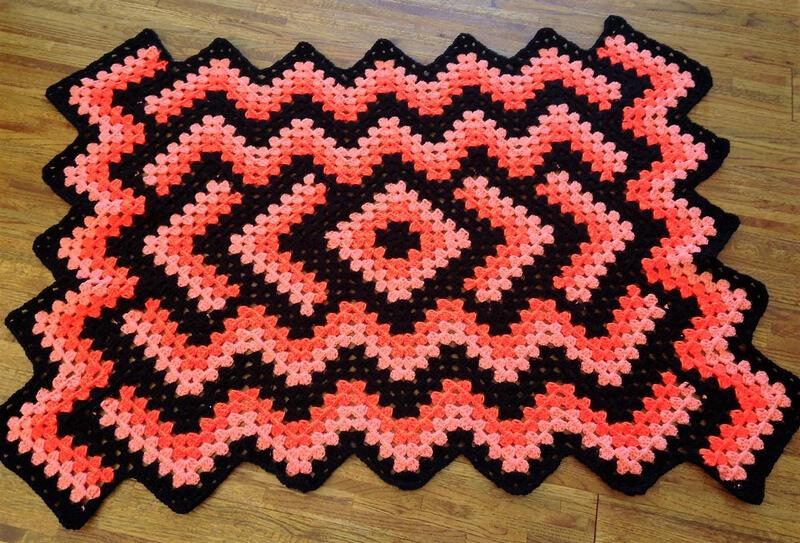 crocheted afghan idea 12