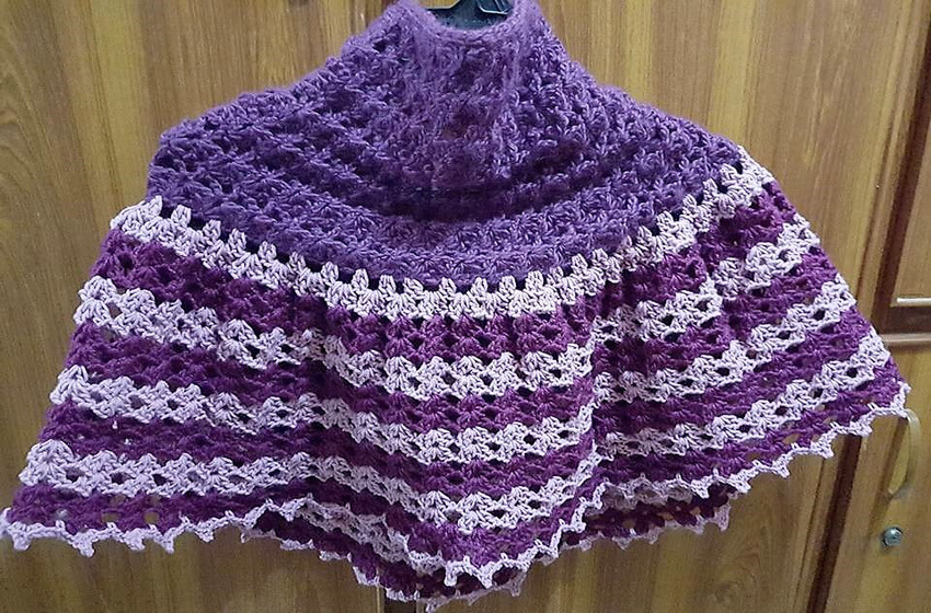 crochet cowl 11