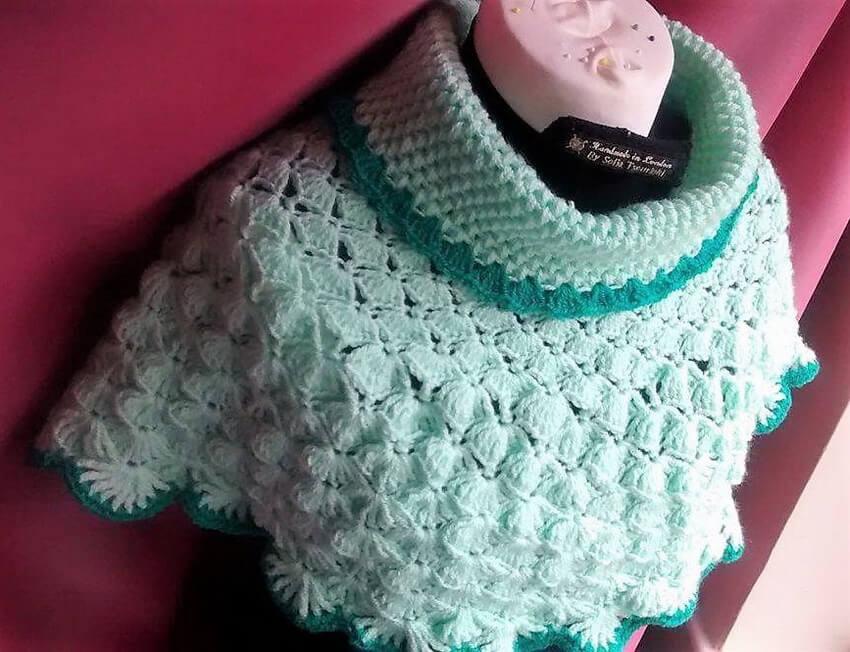 crochet cowl 6