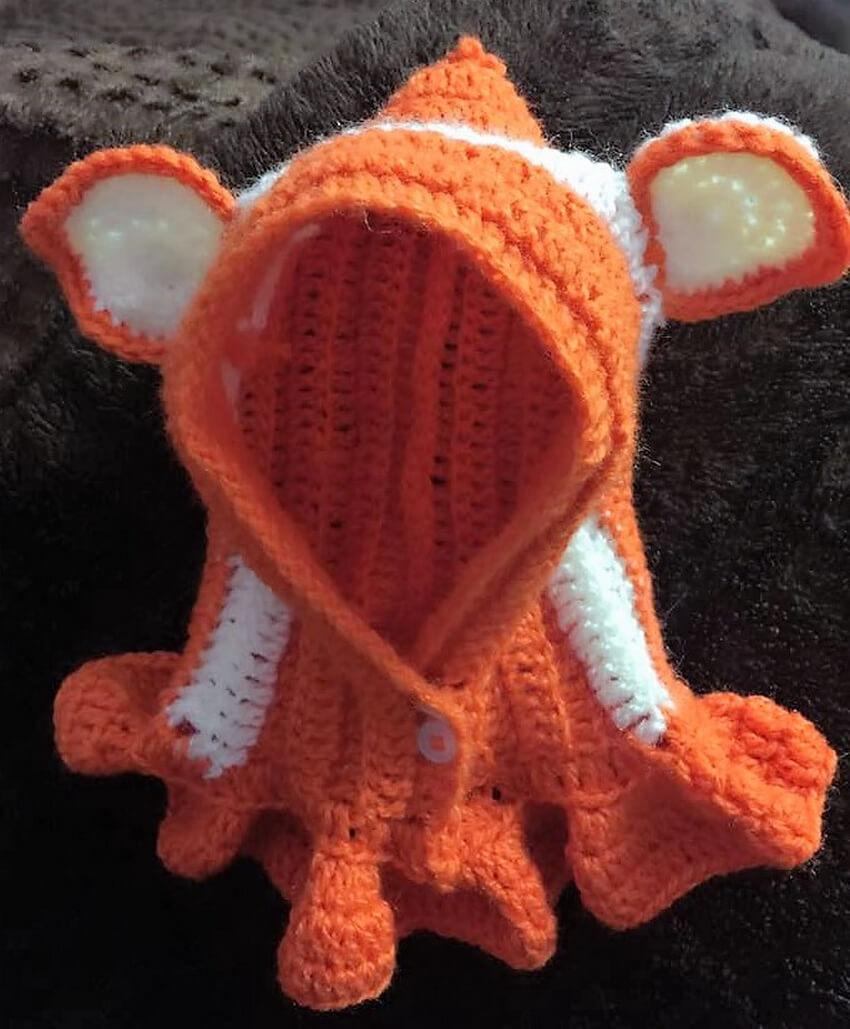 crochet cowl 9