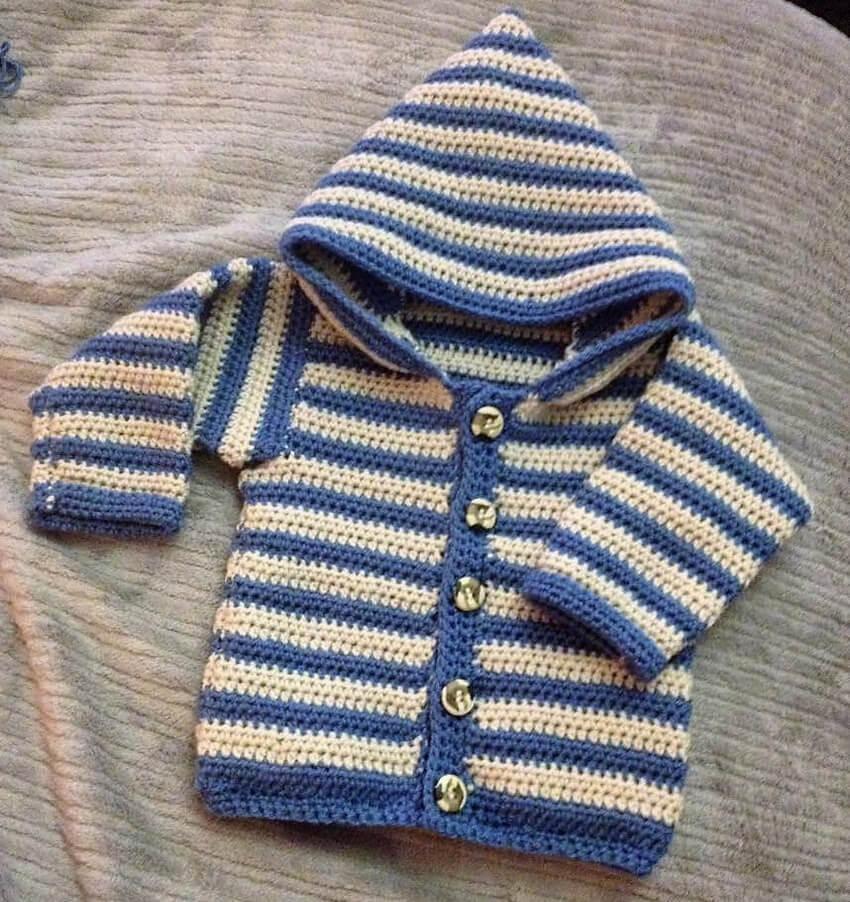 crochet hood 2