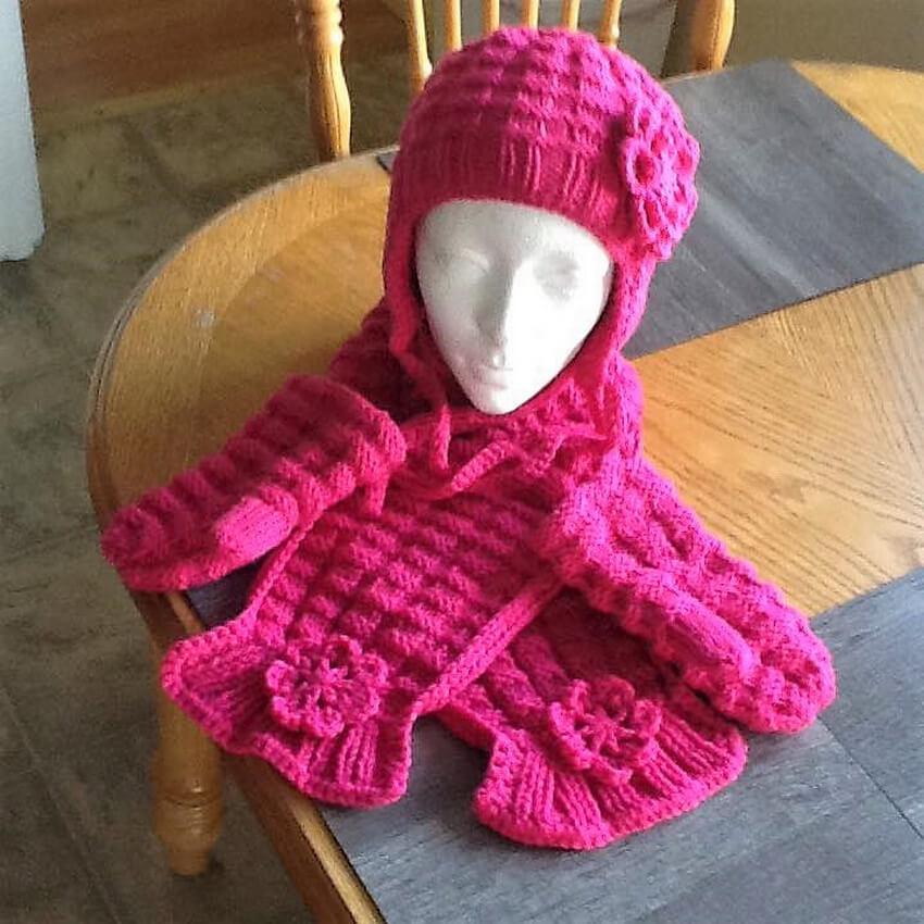 crochet hood 4