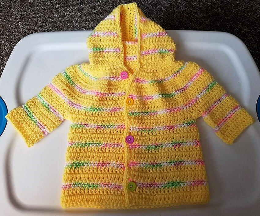 crochet hood 5