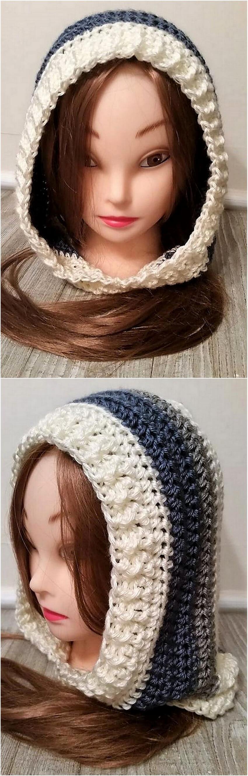 crochet hood 9
