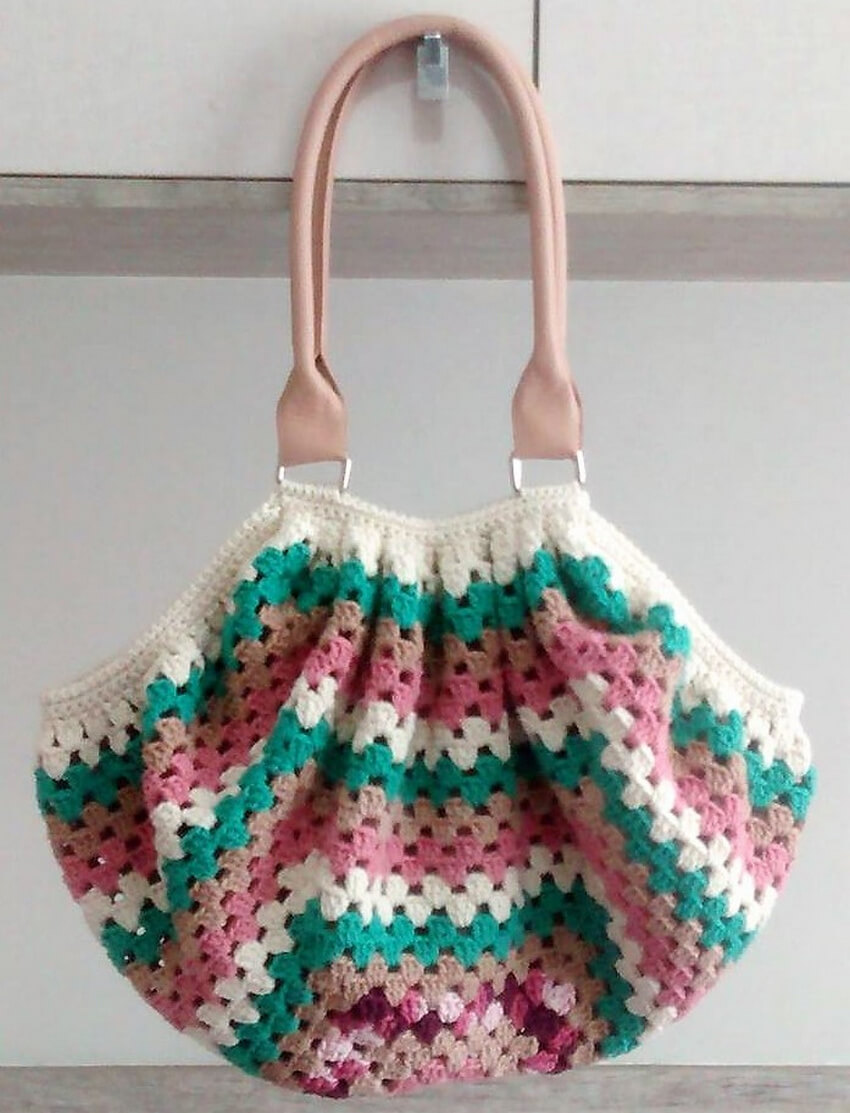 crocheted bag design ideas 10