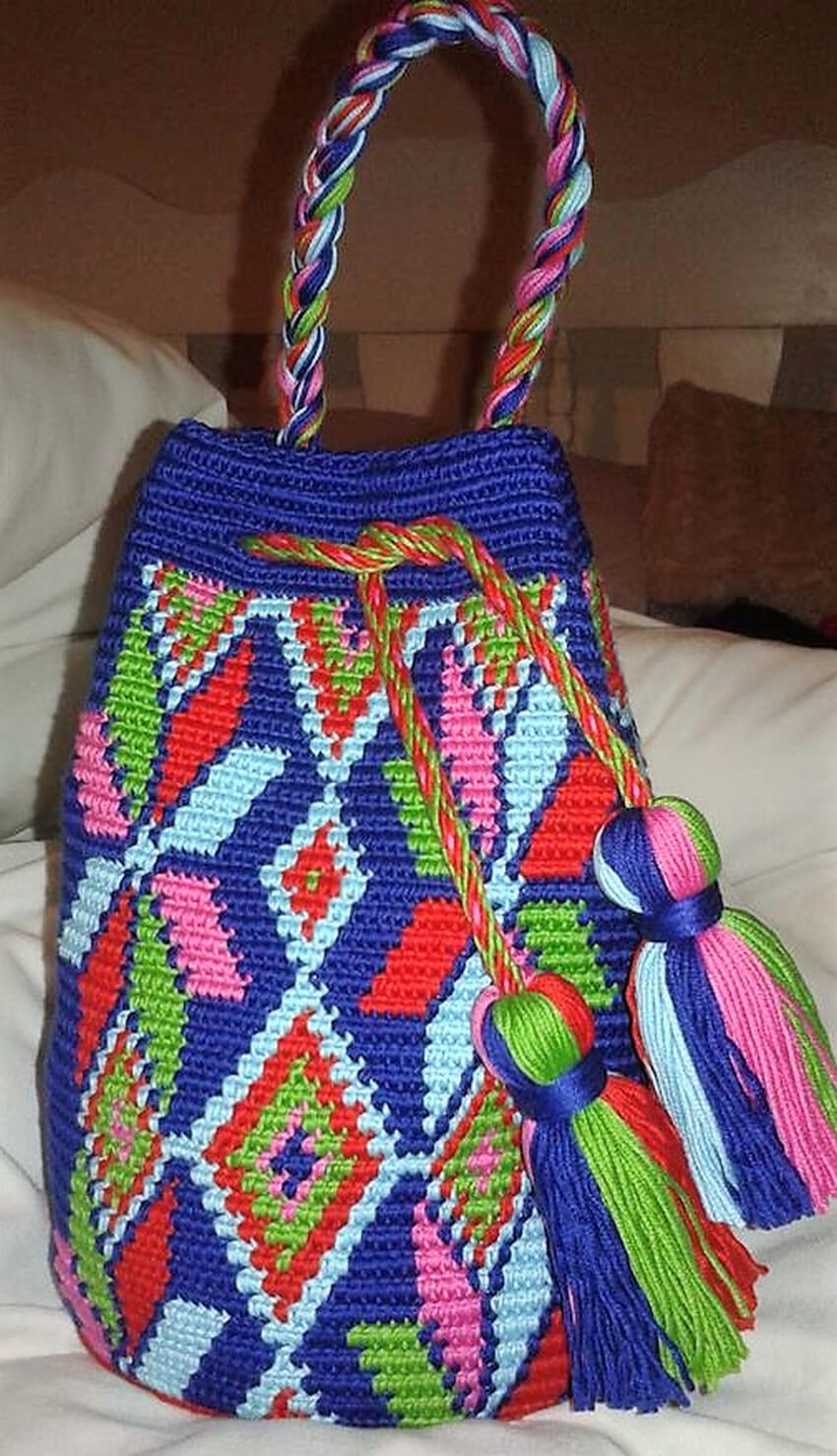 crocheted bag design ideas 11