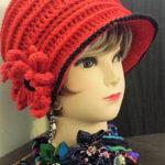 Beauty Ideas with Hand Crochet Hats