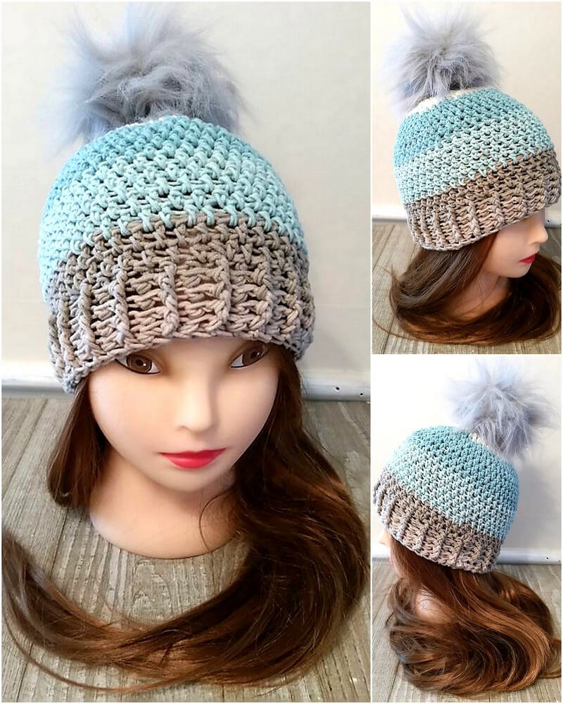 hat crocheting 16