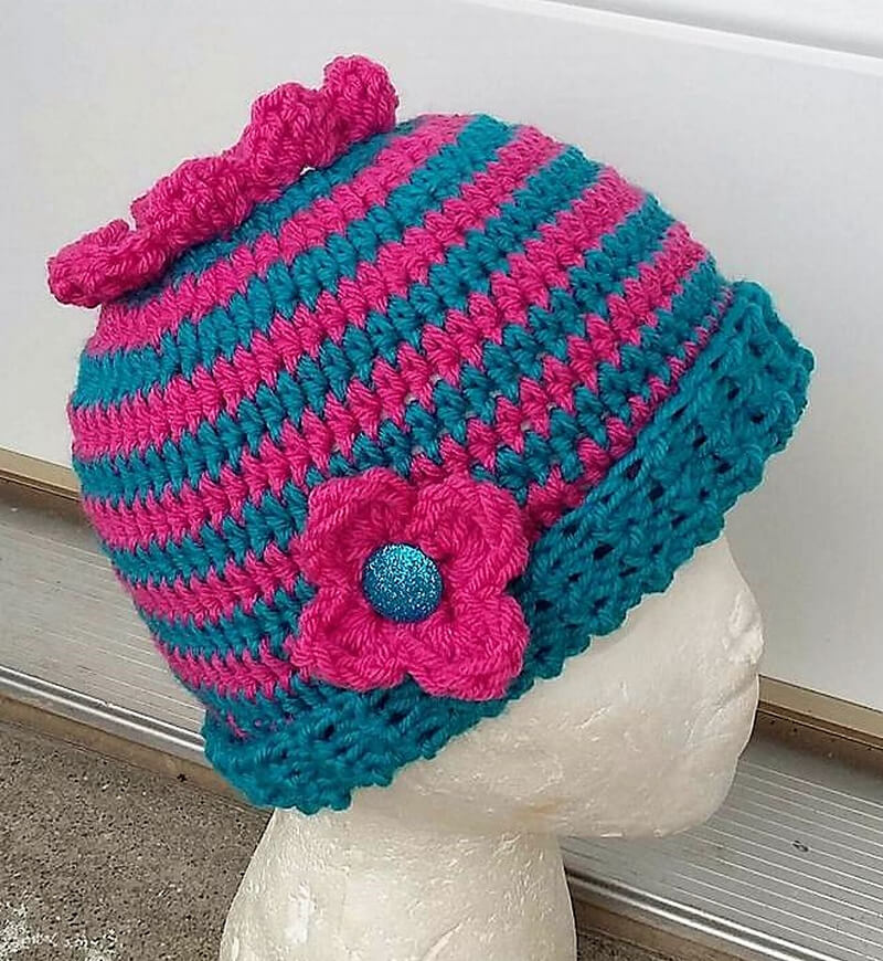 hat crocheting 2 - 5
