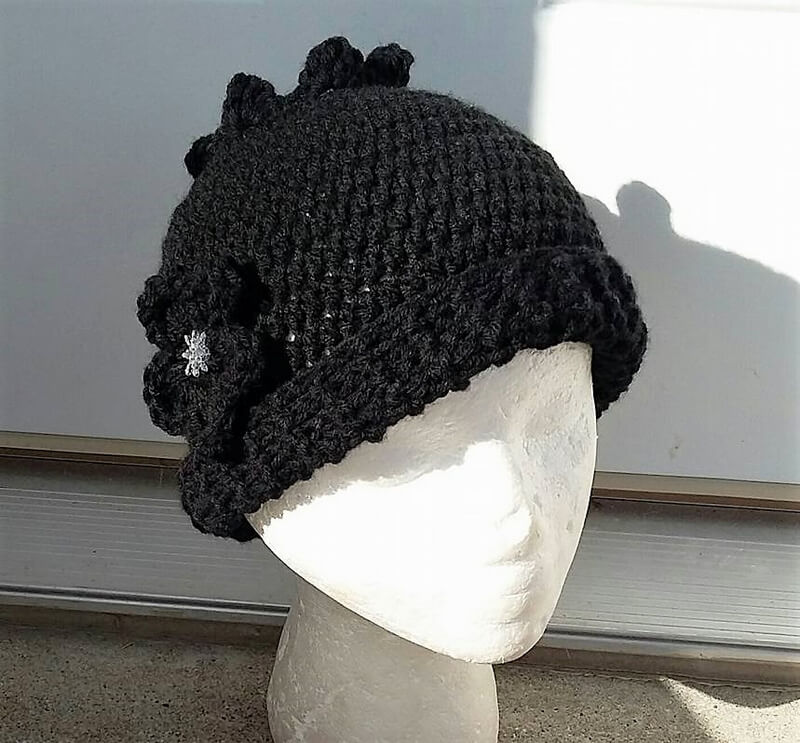 hat crocheting 2
