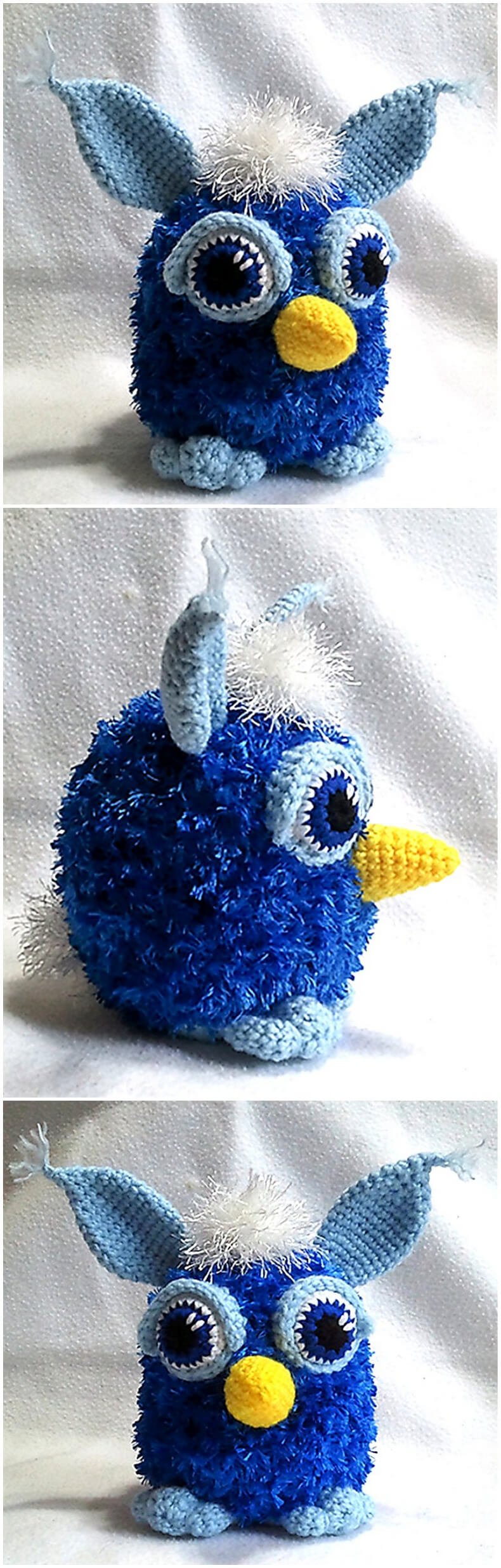 Furby Inspired Softie