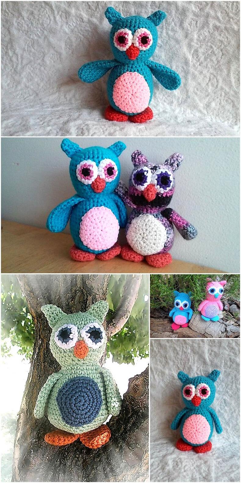 Hooty the Baby Owl