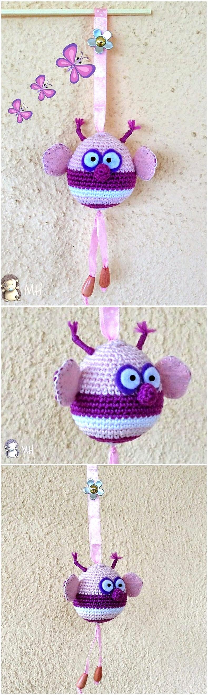 PATTERN Amigurumi Owl - crochet toy pattern | Buho amigurumi ... | 2633x790