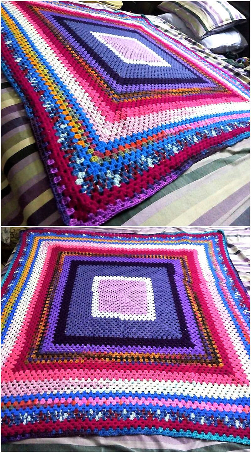 crocheted blankets 4