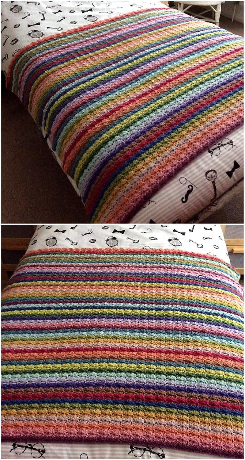 crocheted blankets 5