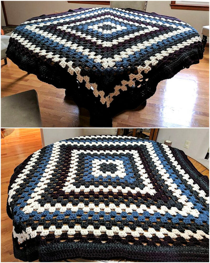 crocheted blankets 8