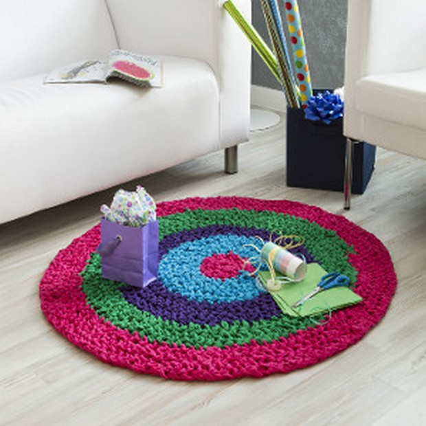 Perfect Crochet Rug Patterns