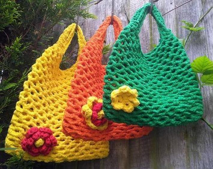 Crochet Bag Patterns 1001 Crochet