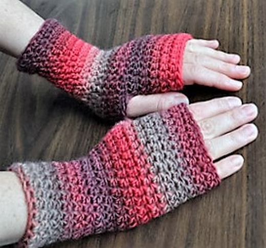 30 Crochet Gloves & Mittens Patterns