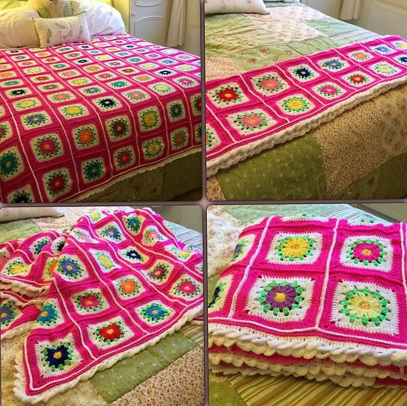 Simply Amazing Crocheted Blankets