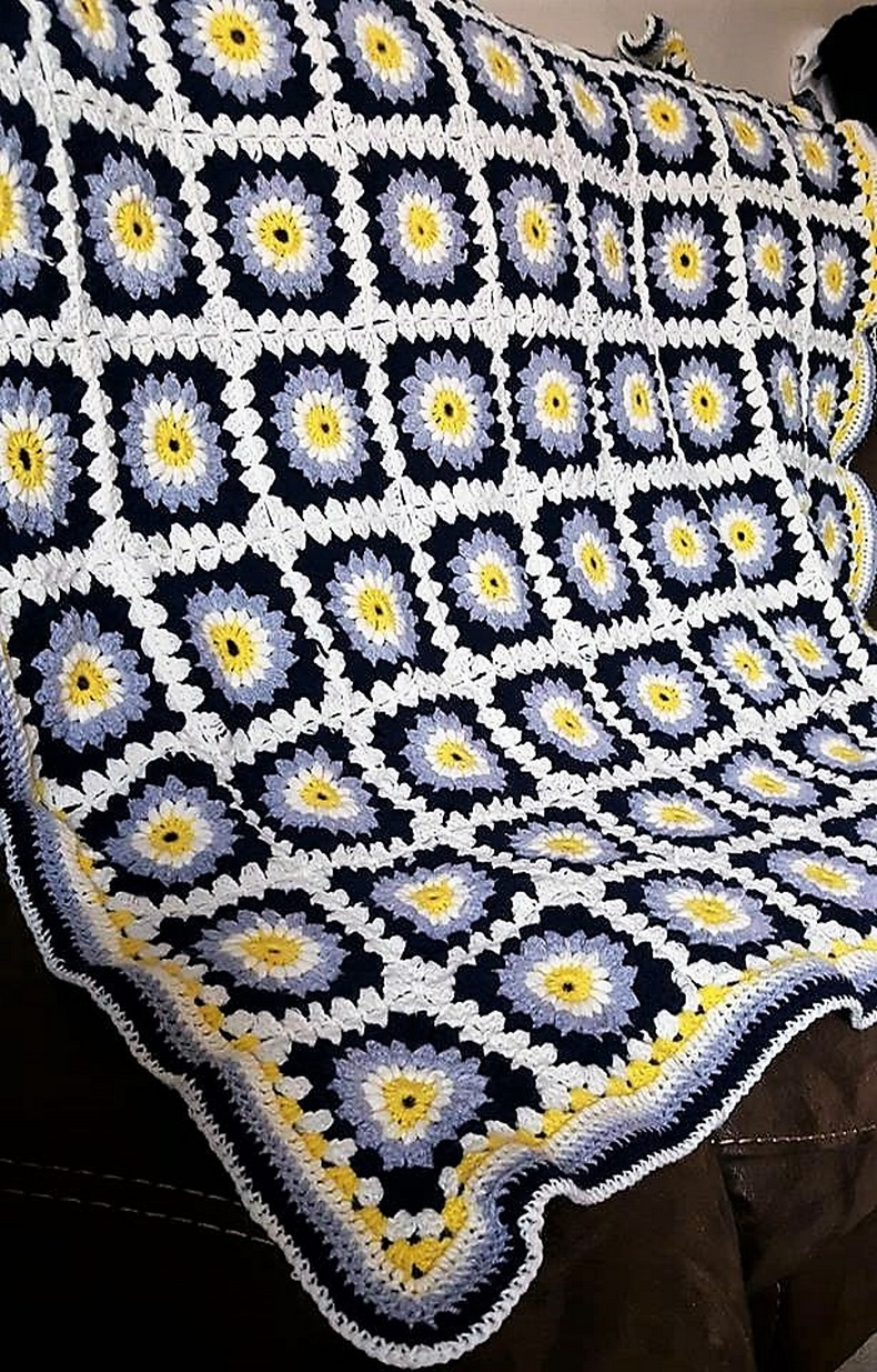Smashing Ideas for Crocheted Blankets