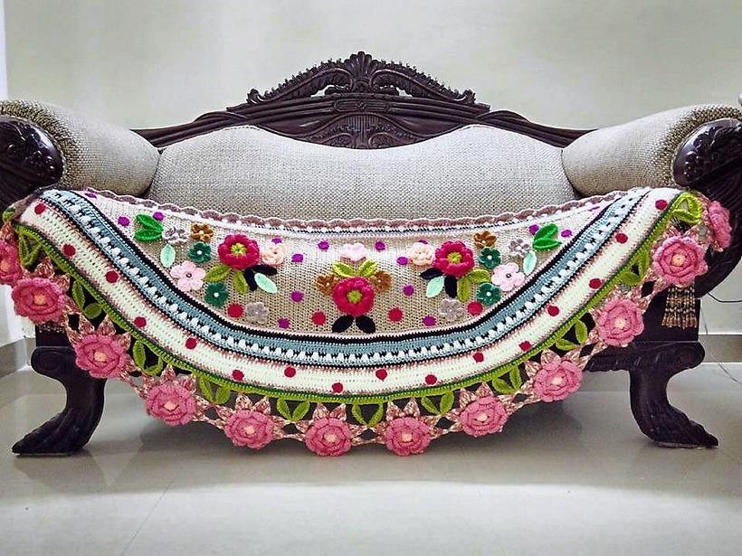 Crochet Shawl Patterns 1001 Crochet