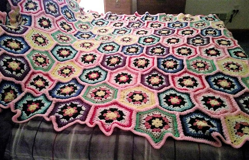 Enchanting Design Ideas for Afghan Crocheting