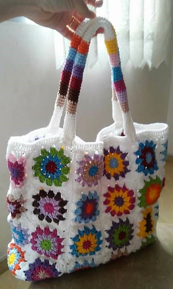 Adorable Design Ideas for Crocheted Bags | 1001 Crochet