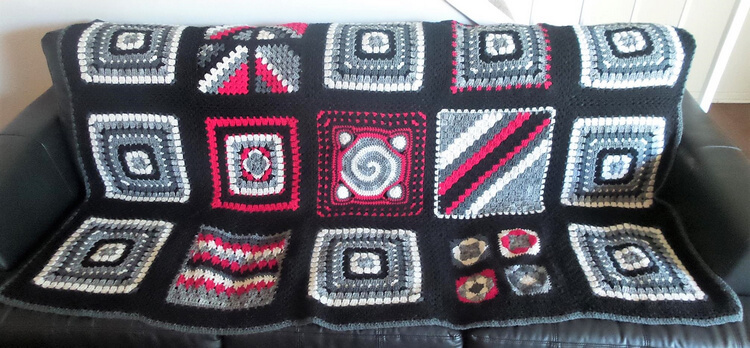 Creative Design Ideas for Crocheted Baby Blankets