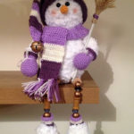 Kids Fun Ideas with Crocheted Dolls