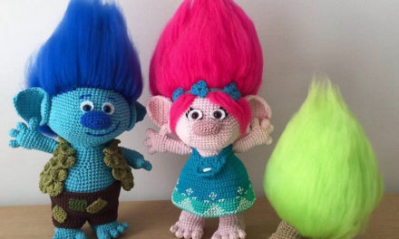 Eye Catching Design Ideas for Crocheted Amigurumies