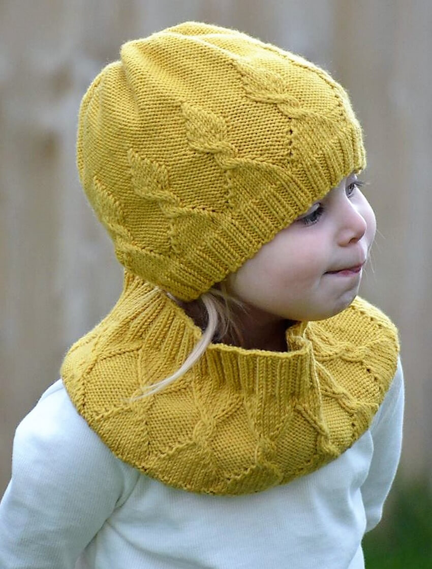 ef16c09a26806 Cute Ideas for Crochet Hood and Cowls – 1001 Crochet