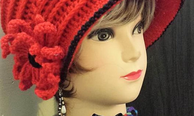 Beauty Ideas with Hand Crochet Hats
