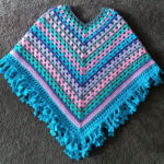 Awesome Design Ideas for Crocheted Ponchos And Cardigans