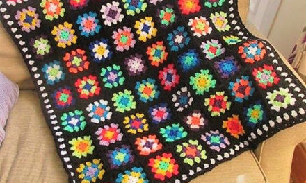 Interesting and Creative Crochet Blanket Designs And Ideas