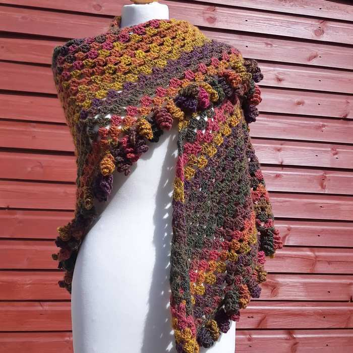 Awesome Design Ideas For Crochet Scarves 1001 Crochet